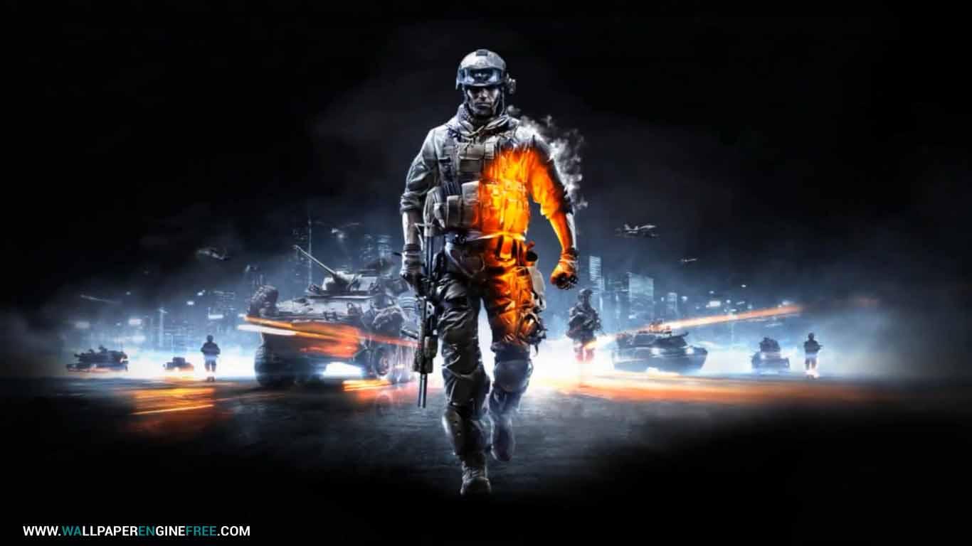 Battlefield Game Wallpaper Engine Free | Download ...