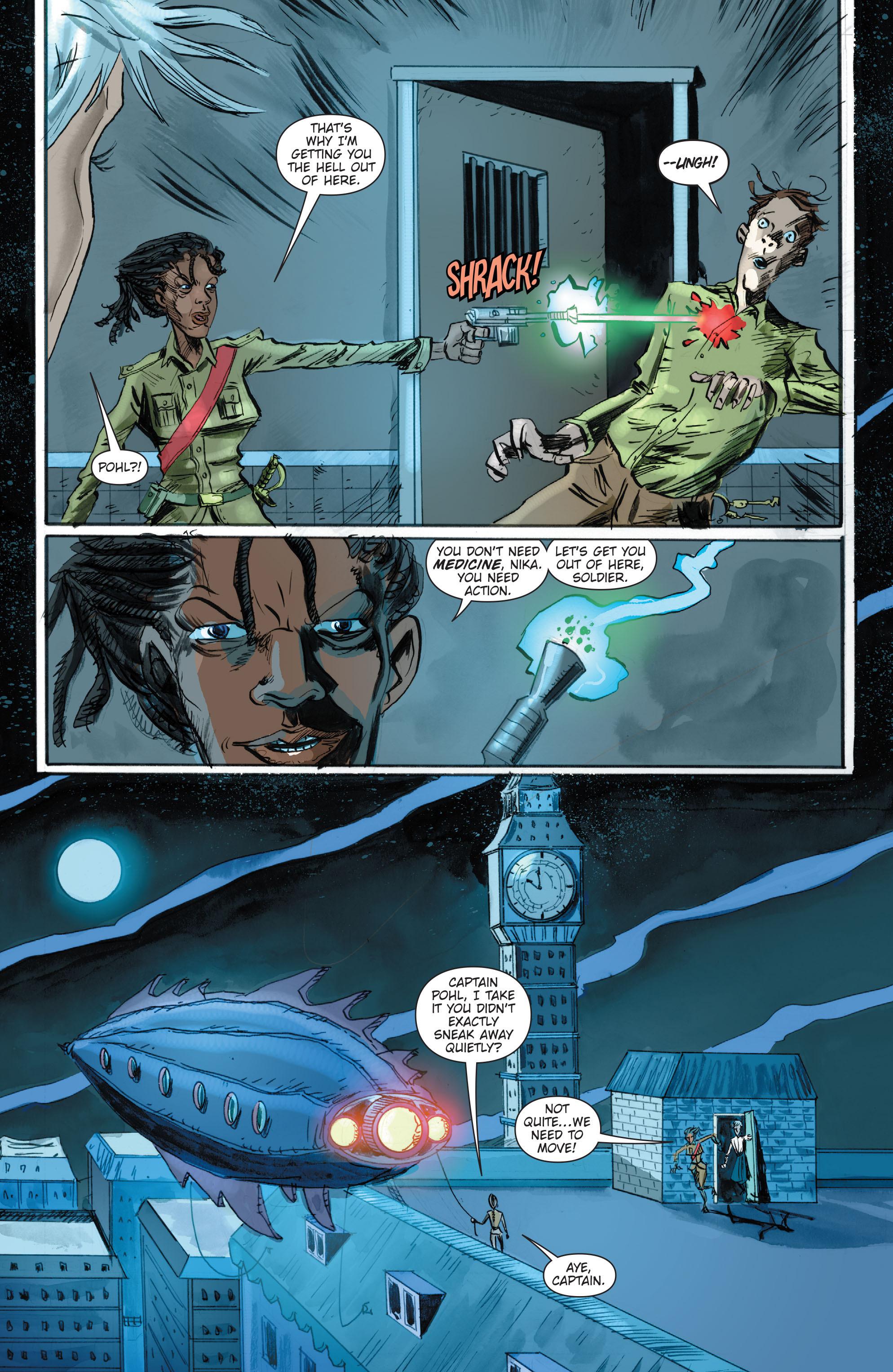 Read online Trillium comic -  Issue # TPB - 151