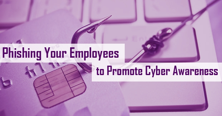 Phishing Your Employees: Clever way to Promote Cyber Awareness