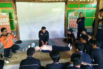 Pusat Studi Lingkungan dan Penanggulangan Bencana (PSLPB) Universitas Ahmad Dahlan - desa wisata tinalah yogyakarta