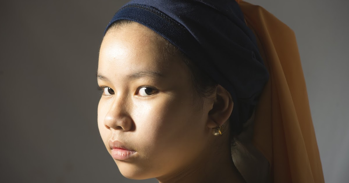 Girl with a Pearl Earring - Mauritshuis