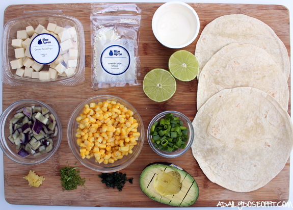 Blue Apron, recipes, dinner, healthy meals