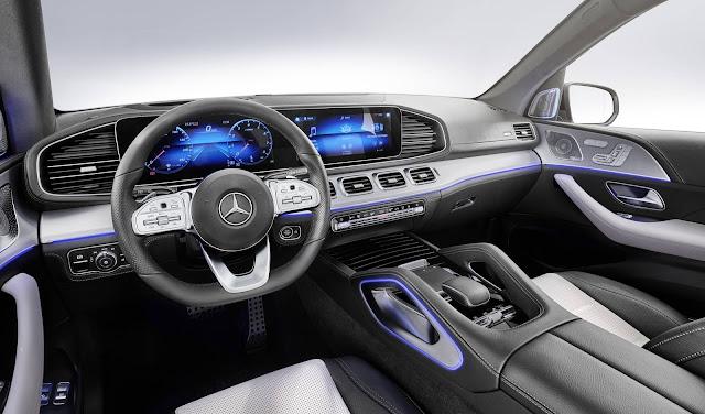 Novo Mercedes GLE 2020