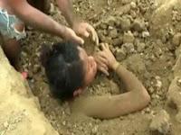 Habis Disambar Petir, Remaja Putri ini Malah Dikubur Hidup-hidup