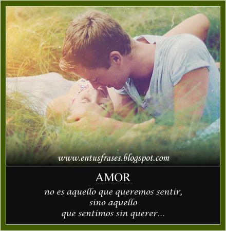 Frases Entusfrases Amor