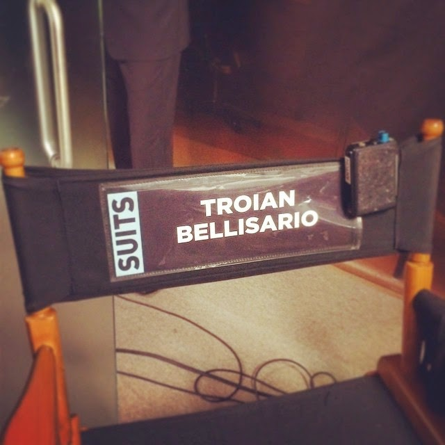 Troian Bellisario tv show Suits