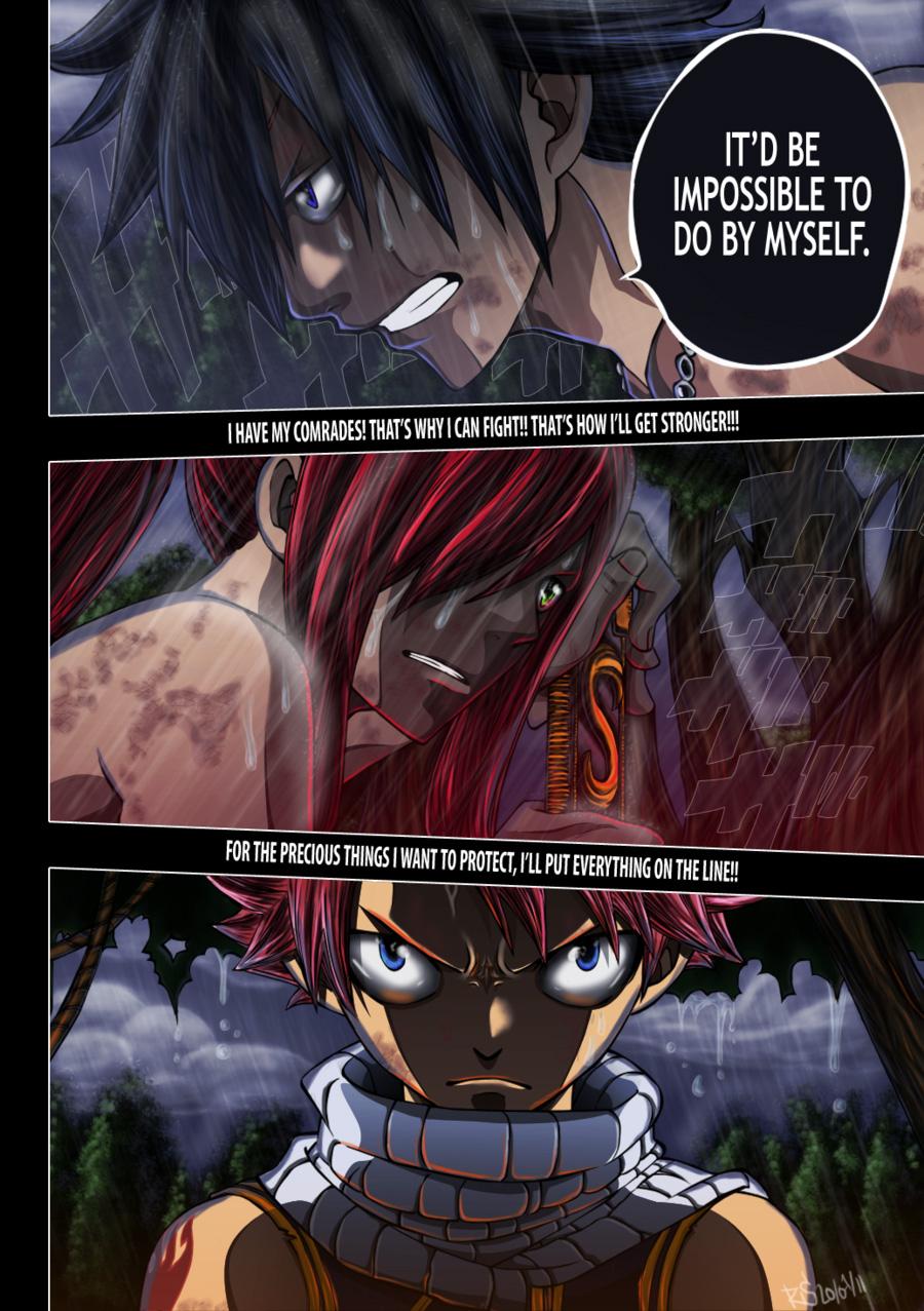Fairy Tail chap 244 trang 22