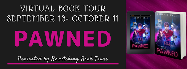 Pawned Virtual Book Tour Banner