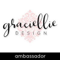 I Design for Graciellie Design