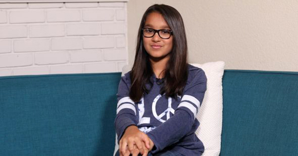 Samaira Mehta, founder of CoderBunnyz
