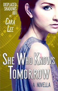 cover for She Who Knows Tomorrow