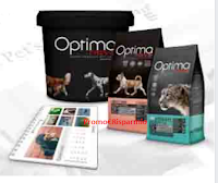 Logo Vinci gratis fornitura per cane / gatto e calendario Optimanova