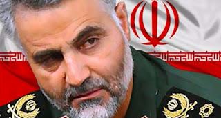 """ÚLTIMA HORA: EL GENERAL IRANÍ SOLEIMANI AMENAZA AL DIRECTOR DE LA CIA CON """"ABRIR LAS PUERTAS DEL INFIERNO"""" SI LOS SOLDADOS ESTADOUNIDENSES NO ABANDONAN SIRIA"""