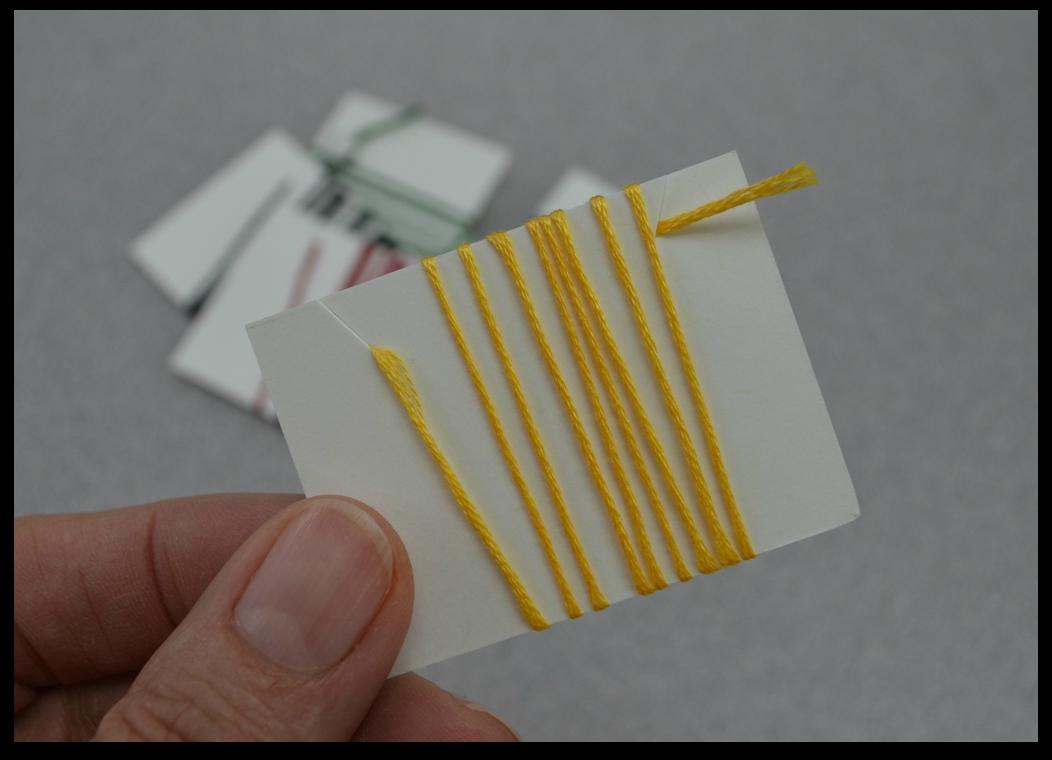 Floss Cards