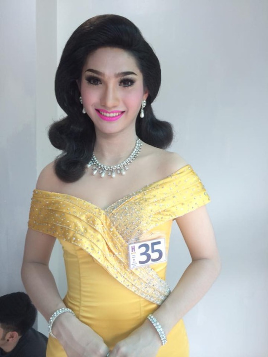 Beautiful Crossdresser From Thailand