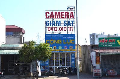 Công ty Camera Cộng Lực - Địa chỉ tin cậy của khách hàng.