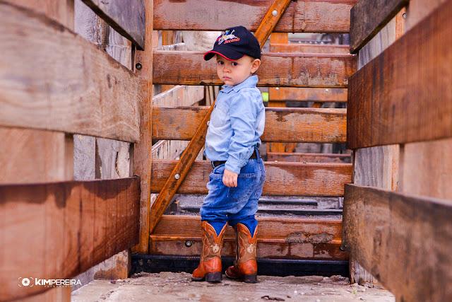 Ensaio | João Guilherme, 2 Anos