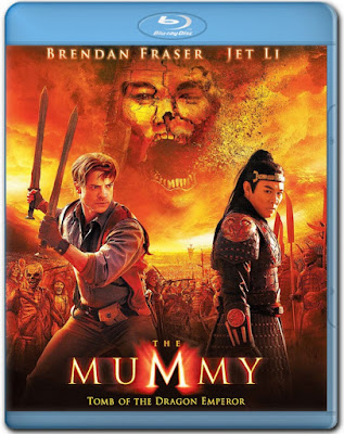 The Mummy Tomb Of The Dragon Emperor 2008 Dual Audio BRRip 480p 400Mb x264