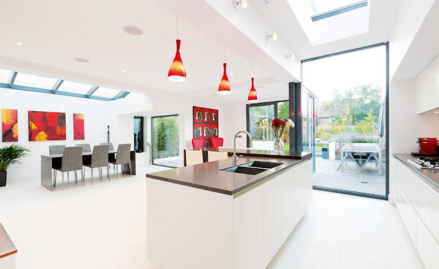 Kitchen Extension Ideas For Semi Detached Houses