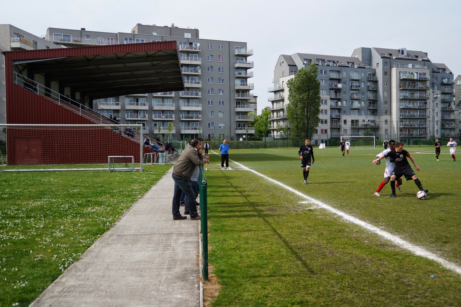 One of the benefits of this is. Extreme Football Tourism: BELGIUM: FC Molenbeek Brussels ...