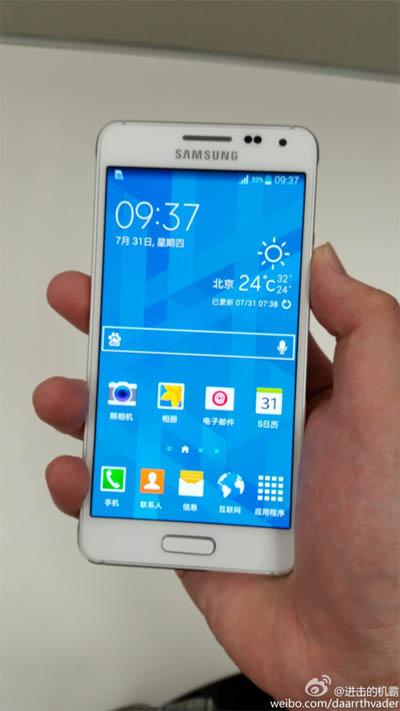 Bocoran Terkini Spek & Harga Samsung Galaxy Alpha