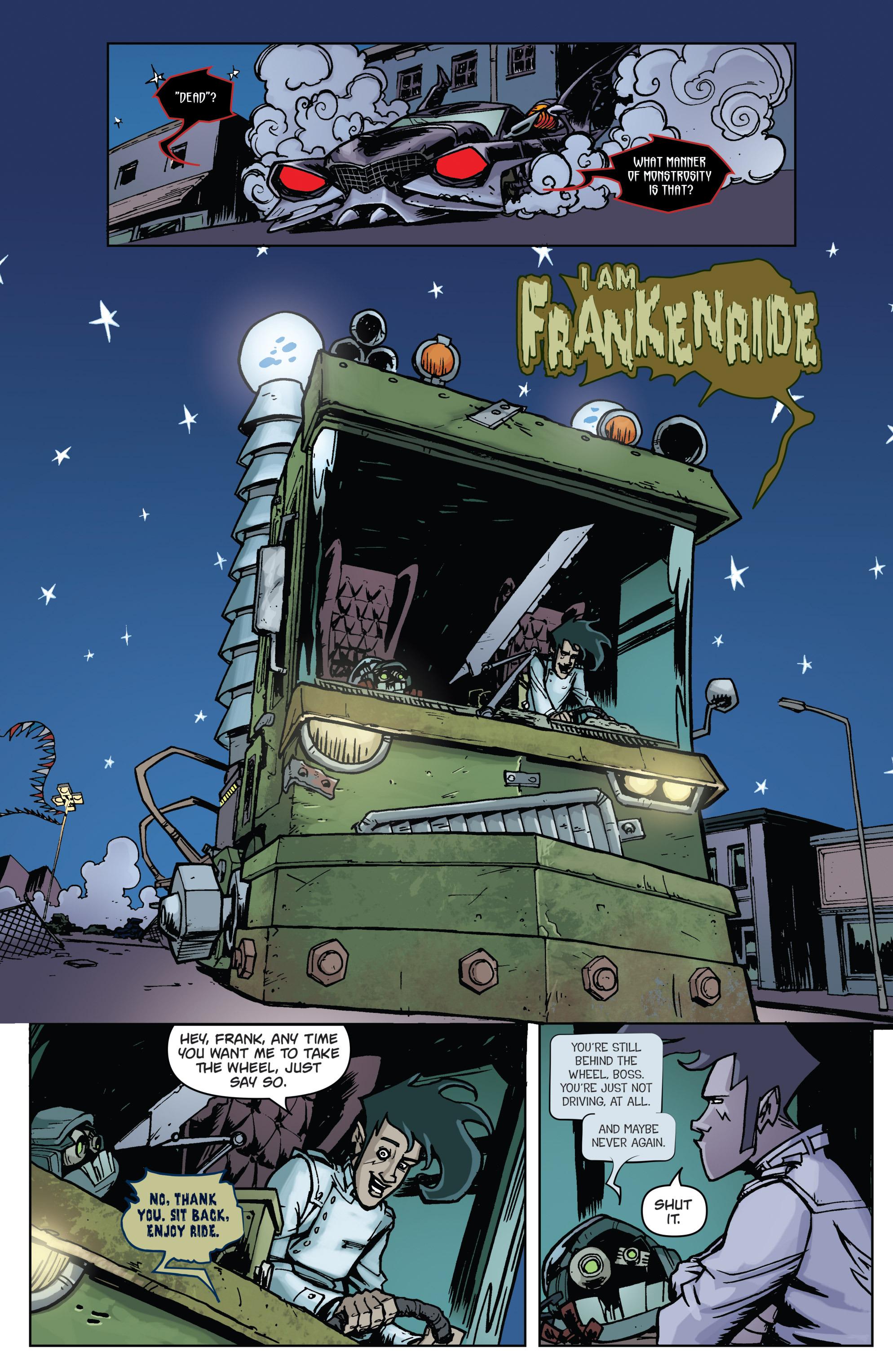 Read online Monster Motors comic -  Issue # Full - 34
