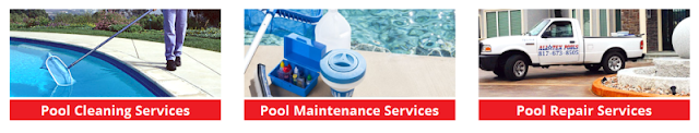 trusted swimming pool cleaning & maintenance company