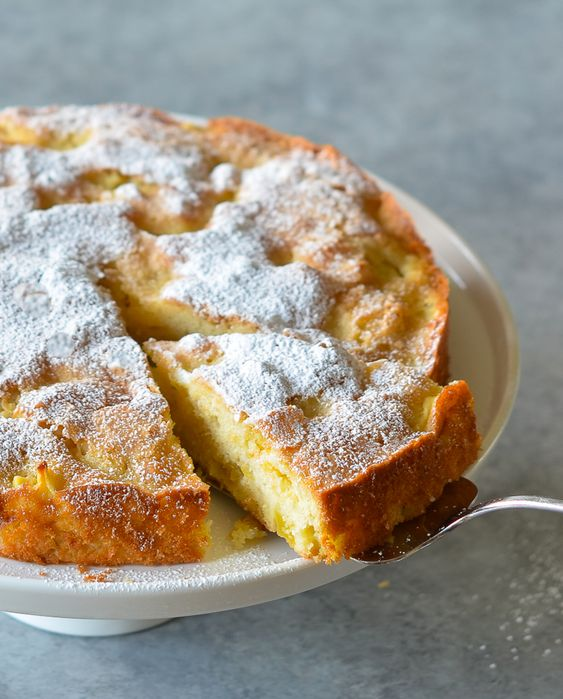 With chunks of sweet apples nestled in a tender and buttery rum cake, this French apple cake is the essence of simplicity.