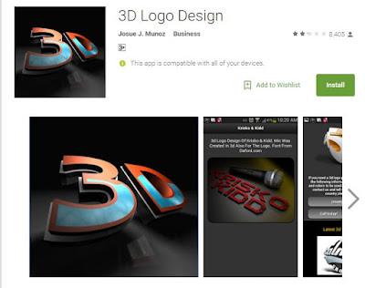 3D Logo Design دروست كردنی لۆ گۆ به 3D