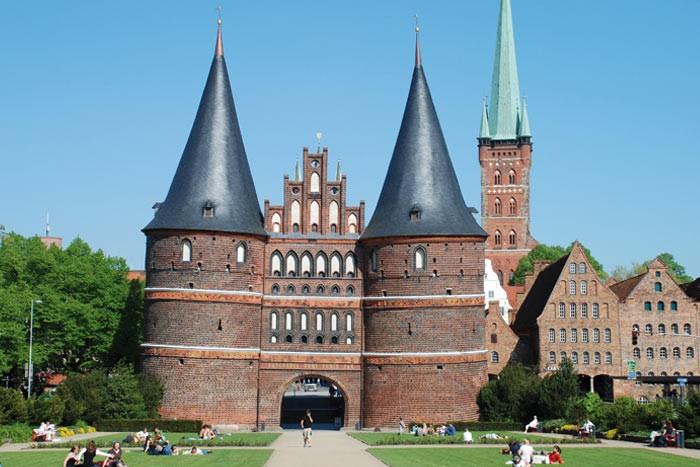Cocoviajero: Ciudad Hanseatica de Lubeck - Alemania