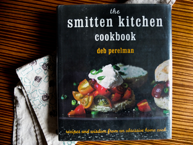 The Smitten Kitchen Cookbook Feat Roasted Eggplant With