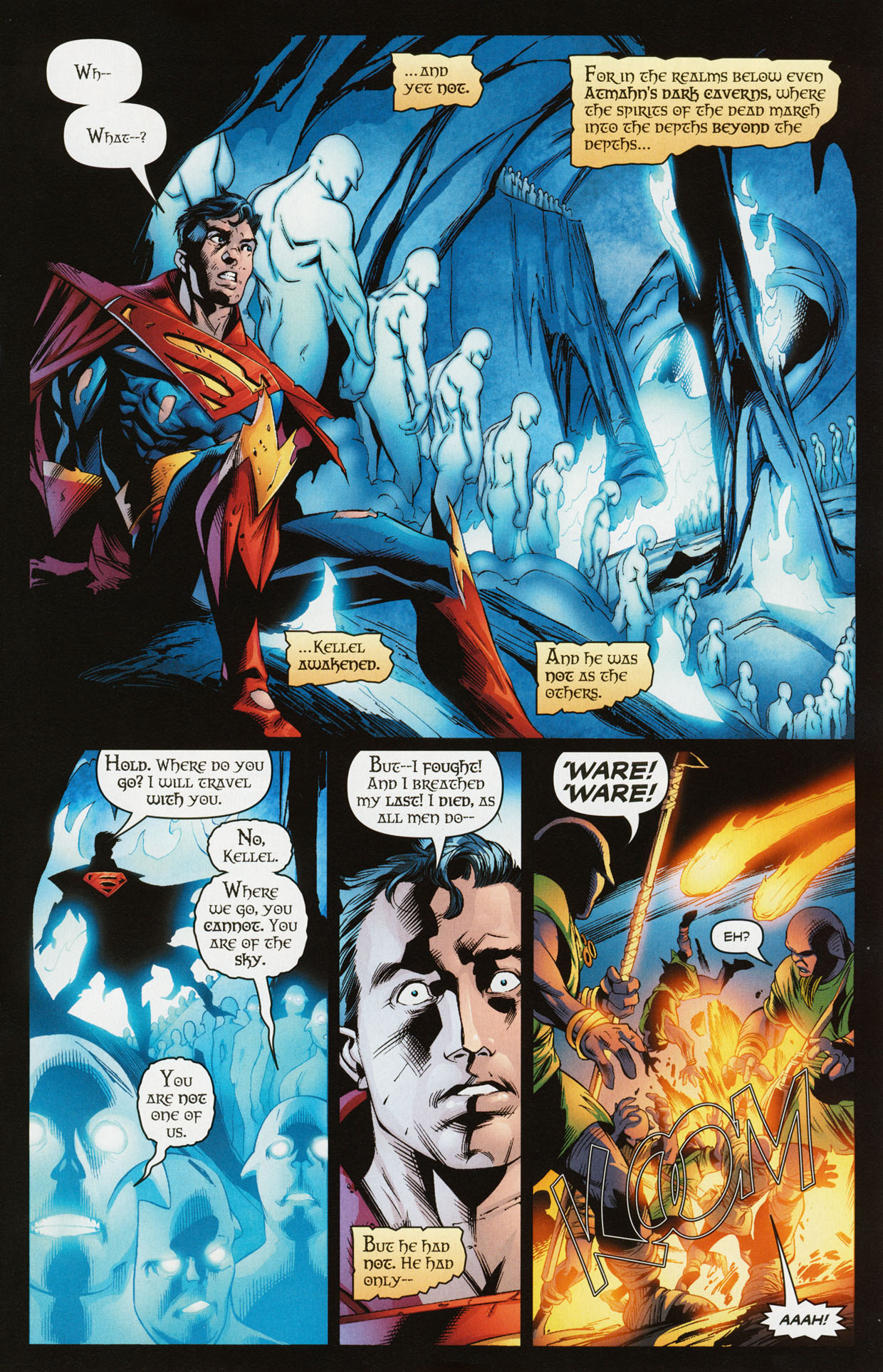 Read online Trinity (2008) comic -  Issue #34 - 14