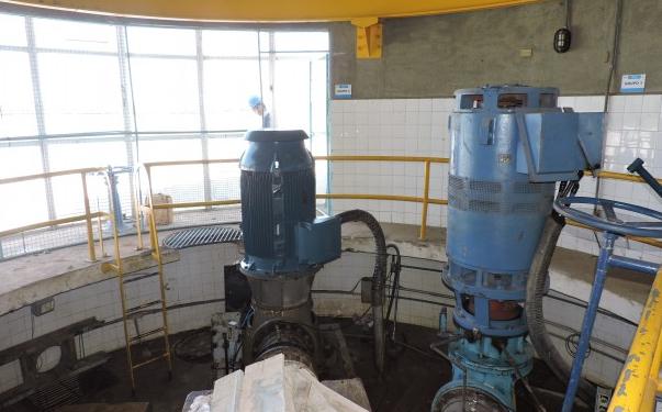 No sertão, defeito mecânico deixa 18 municípios da Bacia Leiteira sem água