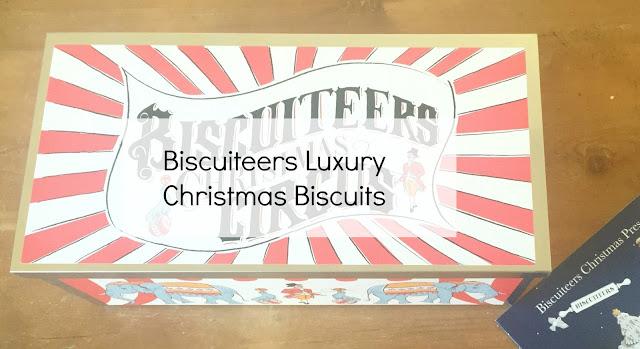 Biscuiteers review