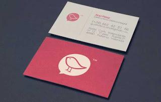 creativas diseño de tarjetas personales