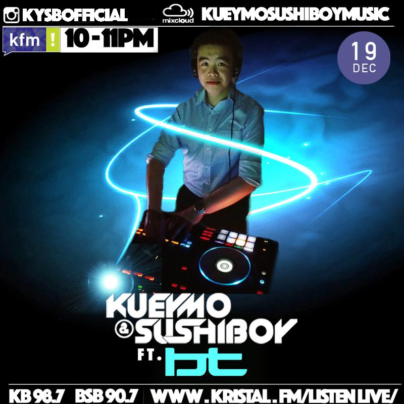 Kueymo sushiboy music 2015 the kueymo sushiboy show 015 ft brendan t altavistaventures Images