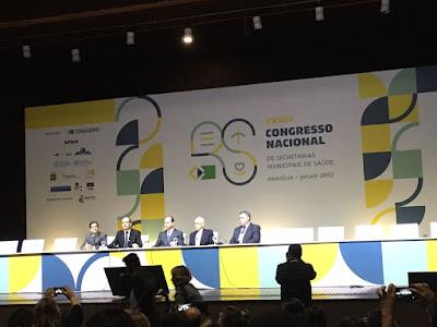 Trabalho do CAPS-Registro-SP é reconhecido em Congresso do Conasems em Brasília