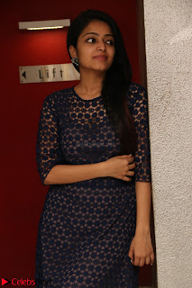 Dazzling Janani Iyer New pics in blue transparent dress spicy Pics 027.jpg