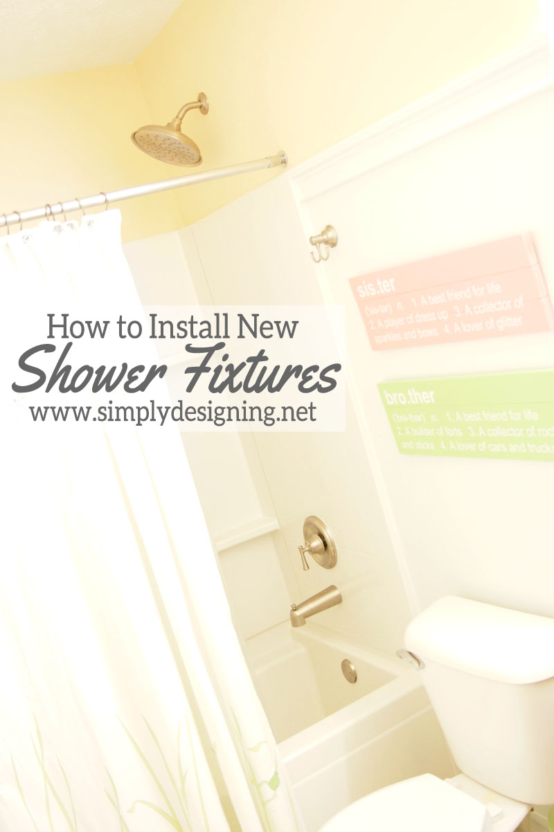 How To Install A New Bathtub Faucet When It Is