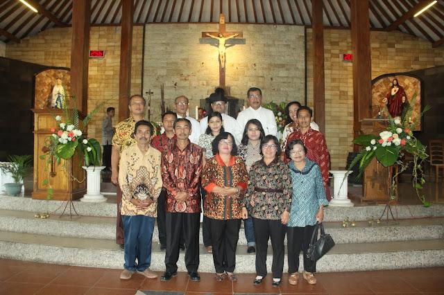 Pelantikan Dewan Paroki Nanggulan dan Pelem Dukuh : Mau Apakah Engkau Dari Padaku?