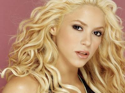 Shakira beautiful list women