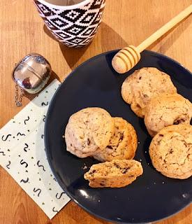 image Cookies moelleux avec ou sans thermomix