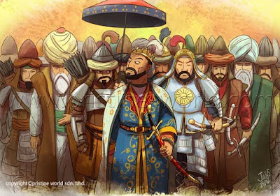 timur and his allies