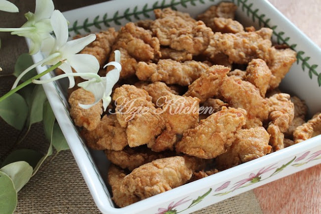 Butter Chicken Yang Sedap