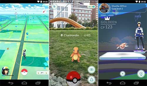 تحميل Pokémon GO مهكرة اخر اصدار 2018