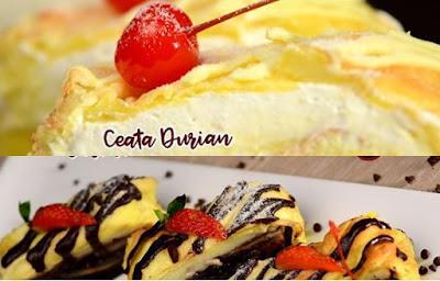 Alamat C'eata Cake di Bandung