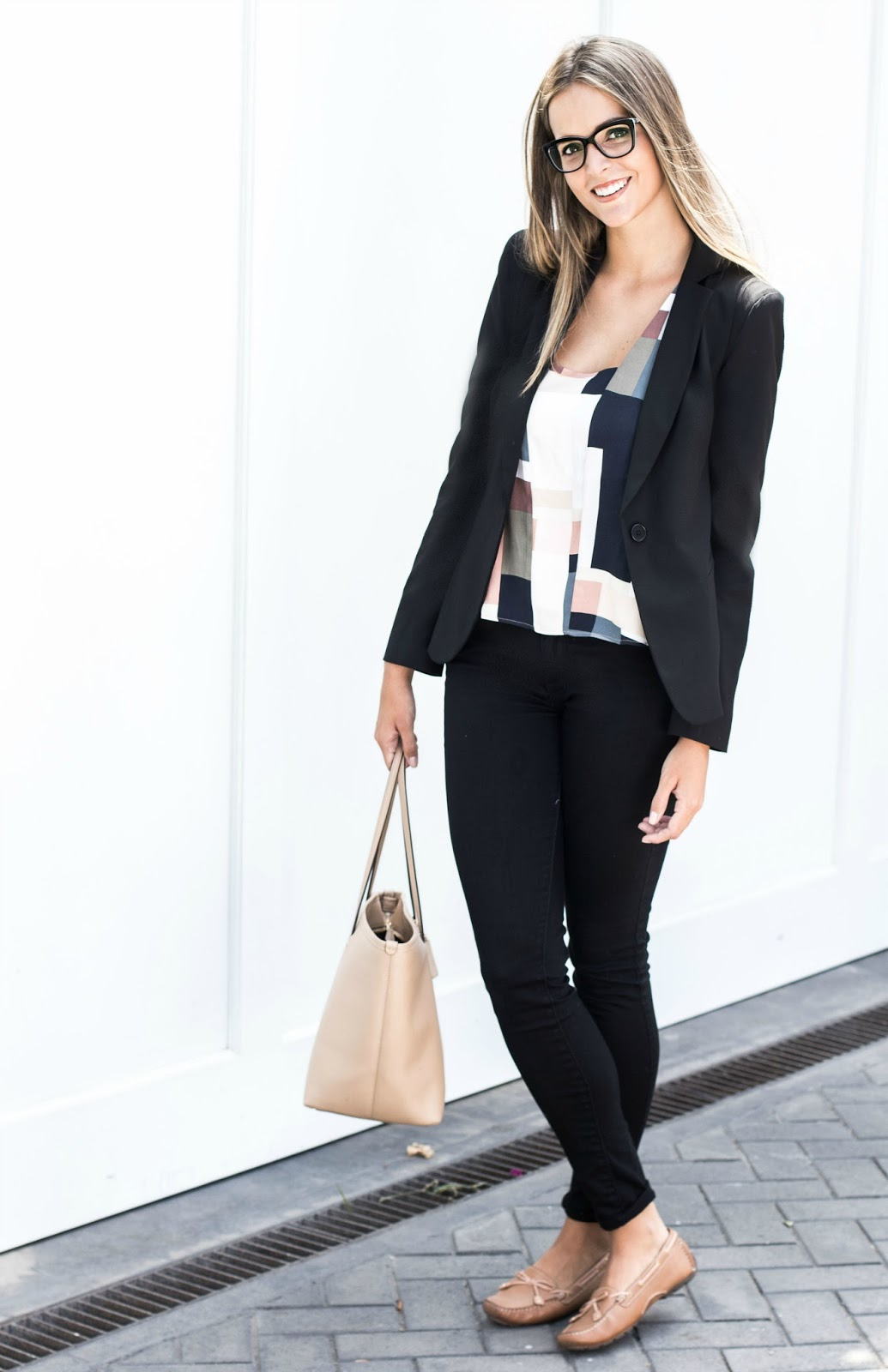 marvelous outfit entrevista laboral mujer y