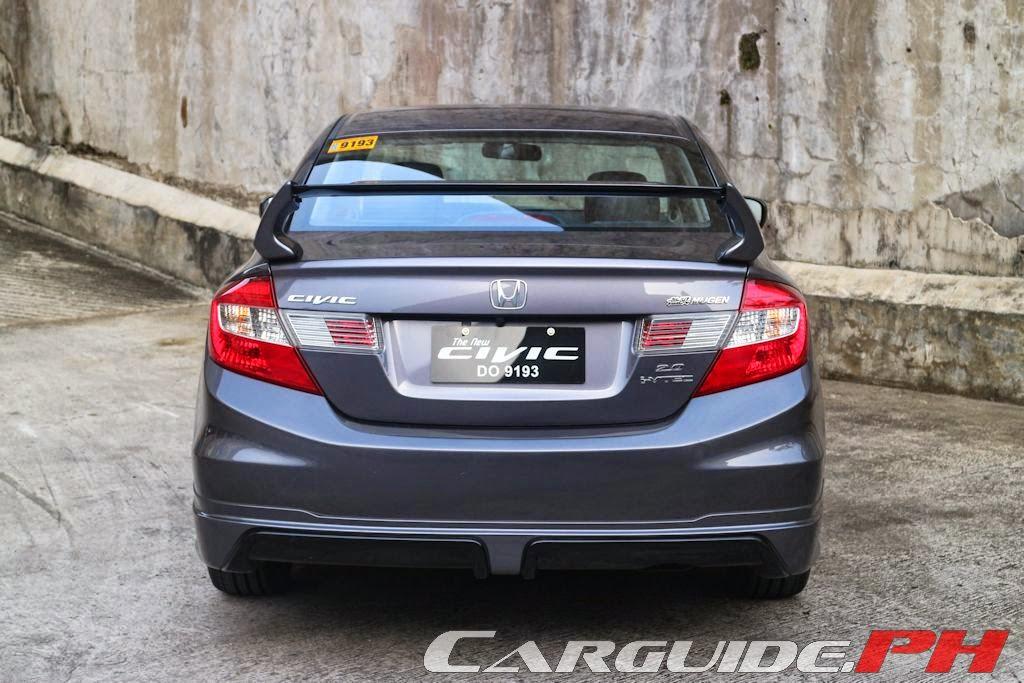 Cooper Tires Review >> Review: 2014 Honda Civic 2.0 EL MUGEN | CarGuide.PH ...