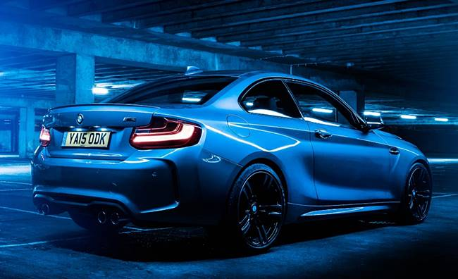 2018 BMW M2 CS Rumors