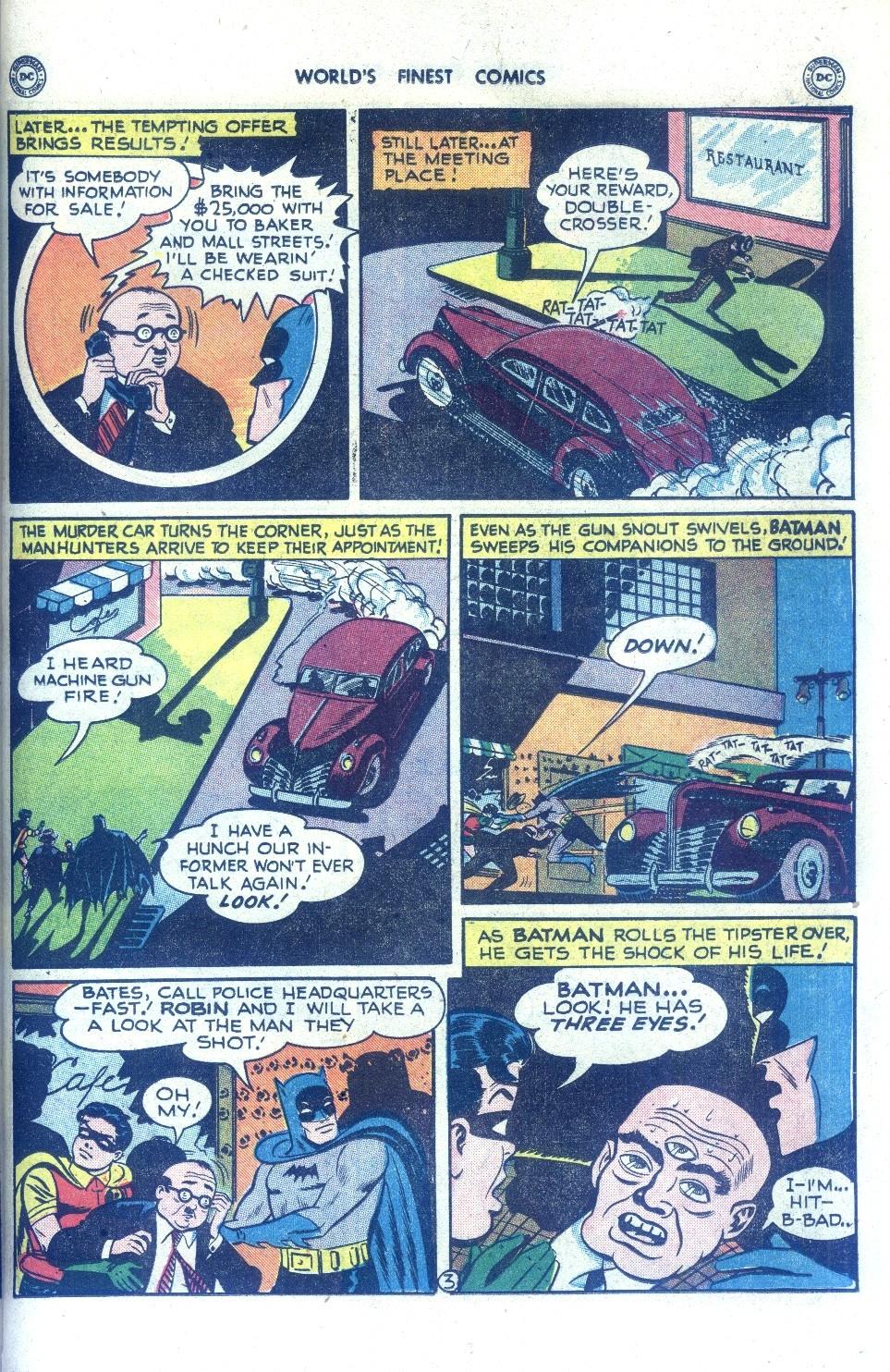 Read online World's Finest Comics comic -  Issue #43 - 63